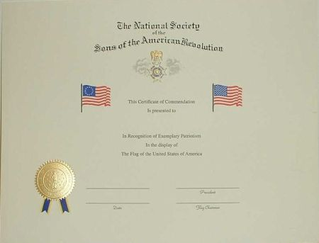 flag_certificate