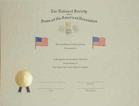 flag_certificate