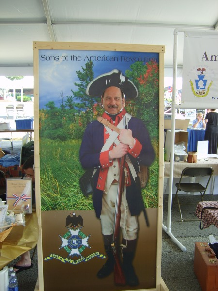 2014 Whiskey Rebellion Festival - George Washington Chapter SAR