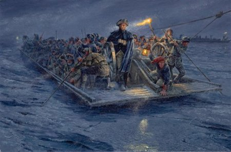 Washingtons Crossing