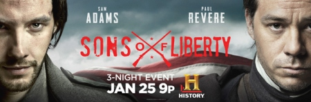 History Channel Son's of Liberty