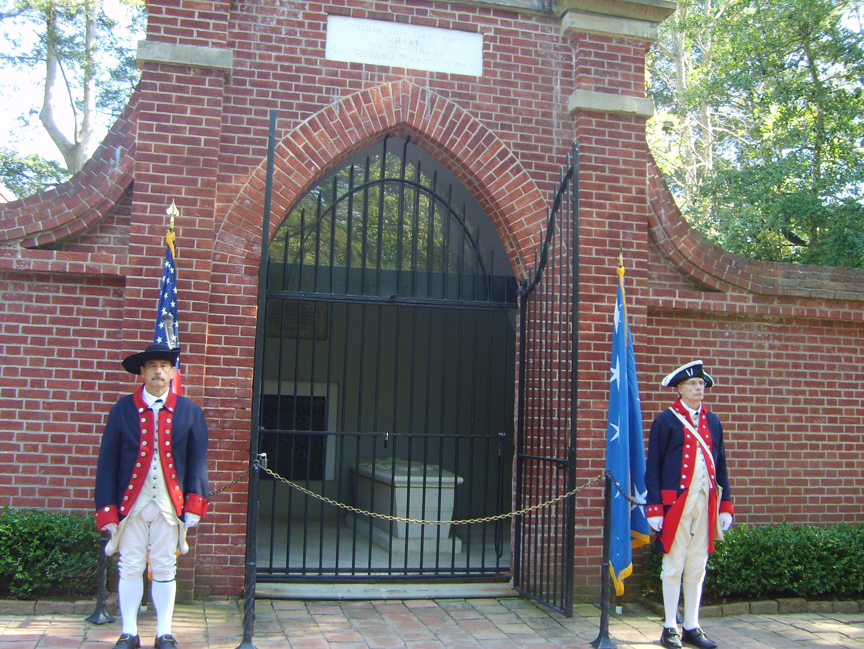 Mount Vernon SAR Color Guard Vigil | George Washington Chapter SAR